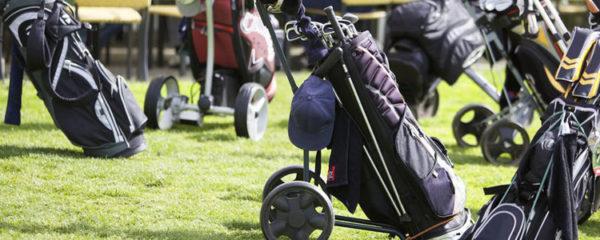 Les chariots de golf