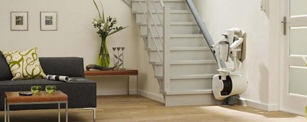 monte escalier chez soi